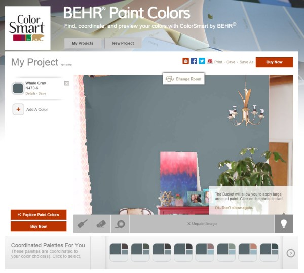7 free online tools to test paint color before you buy - Behr Color Smart
