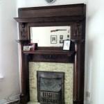 victorian mantle