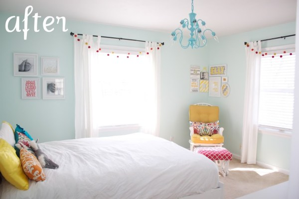 girls room makeover The Winthrop Chronicles