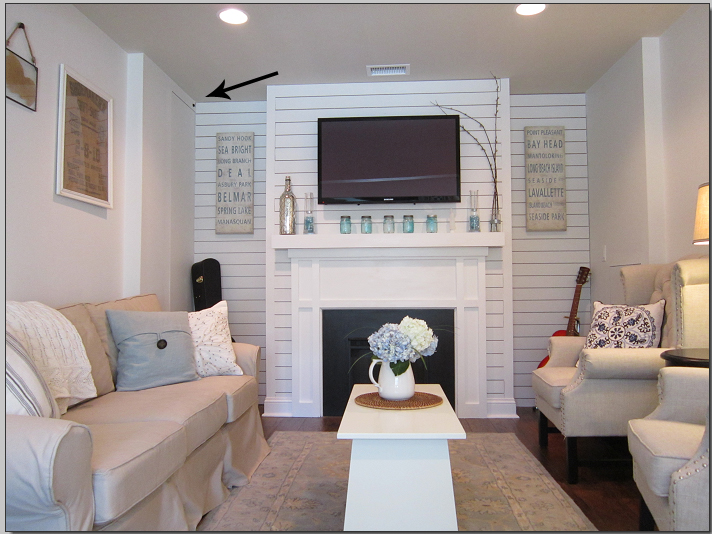 Hide Cable Box And Electronics And Use An IR Remote To Cut TV Clutter (The