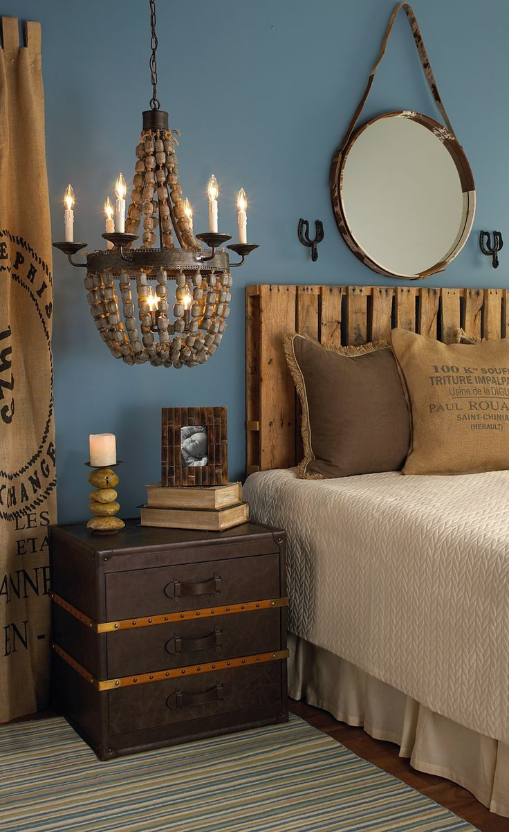 Inspiration for a nautical room for a teen boy | Found on shadesoflight.com