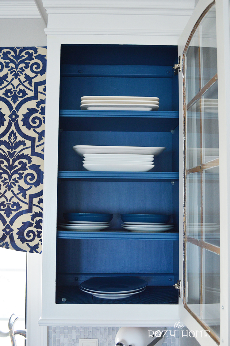 The Thrifty Home Kitchen Remodel  Painting Cabinets