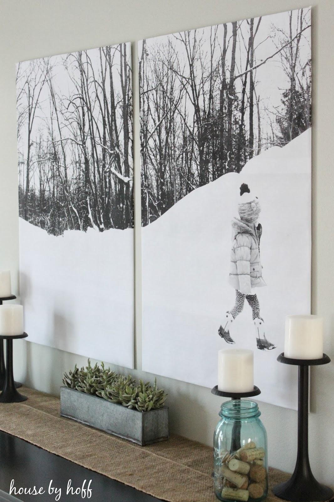 Artwork Ideas Large Walls
