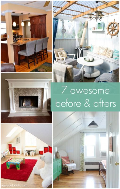 Awesome Before and Afters