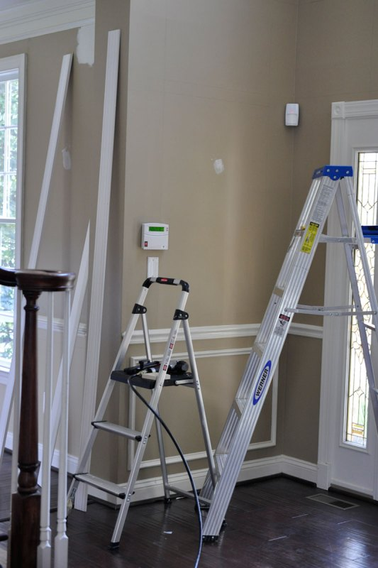 Tips and Tricks for Installing Trim and Wainscoting