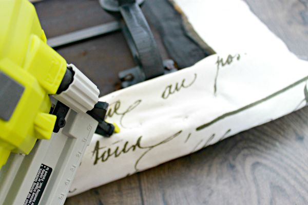 Upholstering-Bench