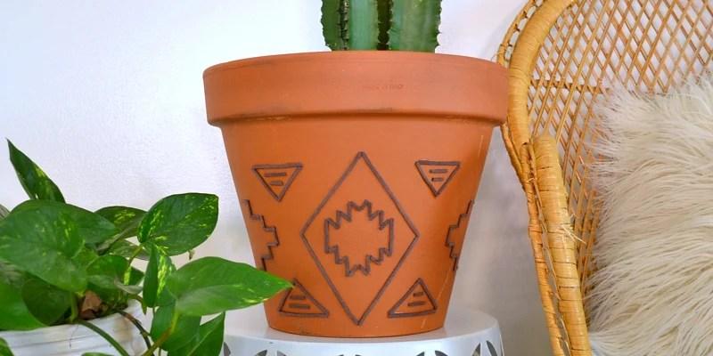 suede-design-terra-cotta-planter-tribal-inspired