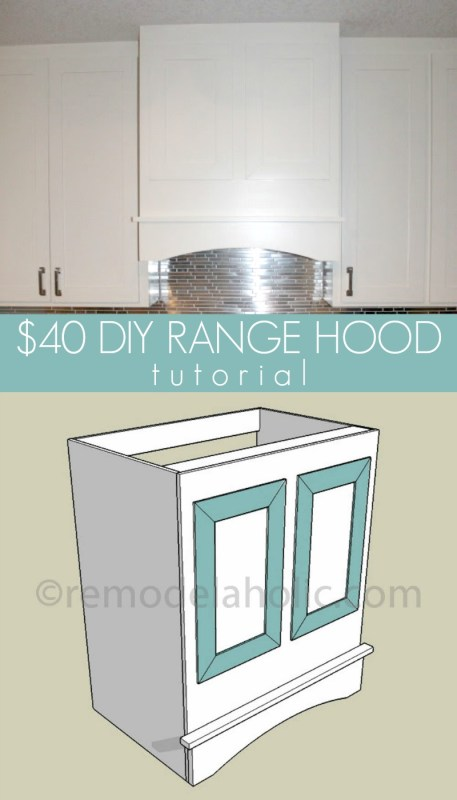 Remodelaholic How To Build A Farmhouse Style Custom Wood