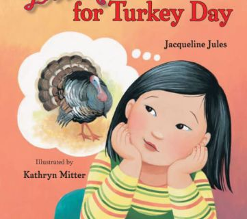 5 Thanksgiving Picture Books to Celebrate Turkey Day