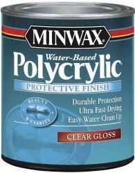 minwax polycrylic gloss