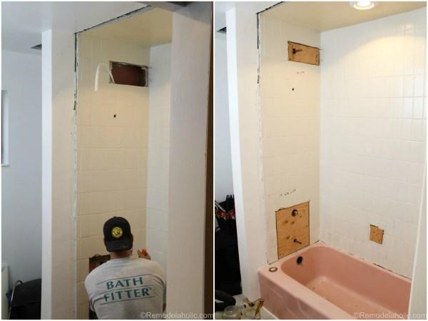 plumbing placement