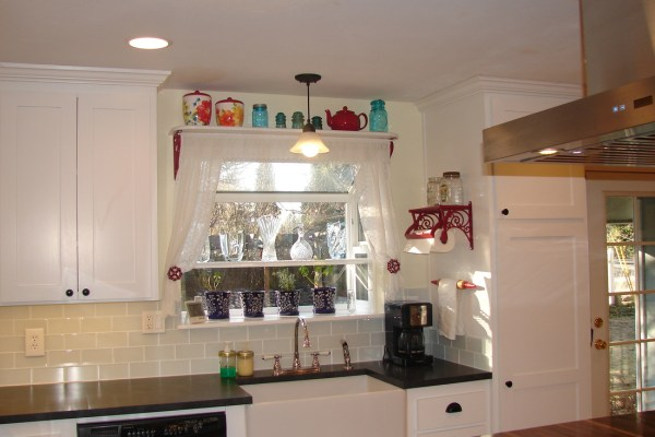 self-installed DIY laminate countertops with an undermount sink Dusty Butts