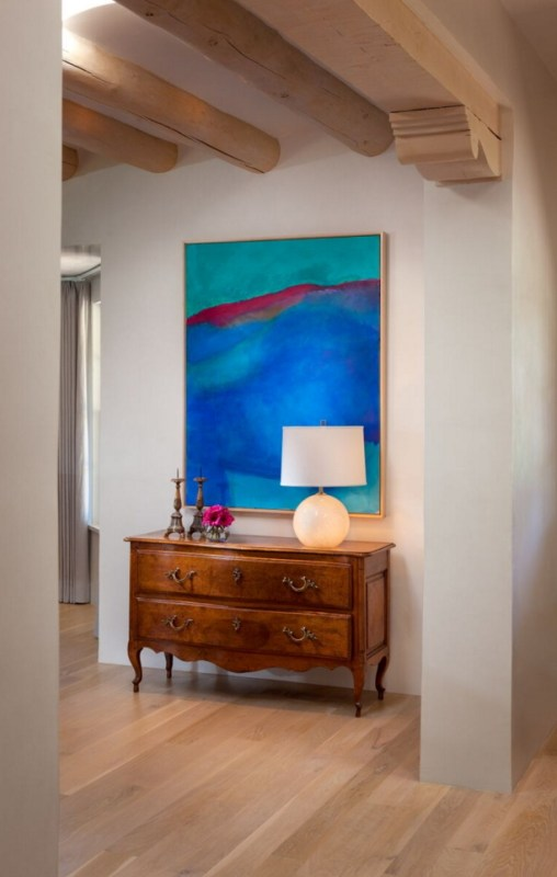 classic style in a southwestern home by Violante & Rochford Interiors, photo credit © Wendy McEahern