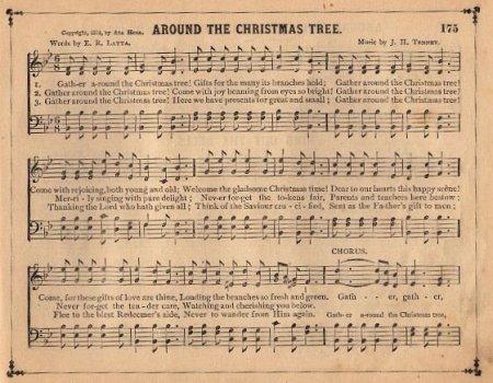3 Around the Christmas Tree