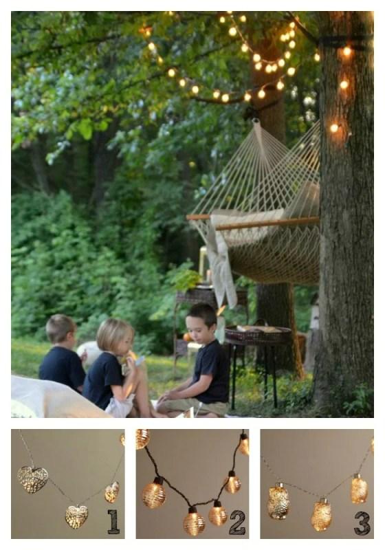 Backyard Lights 5