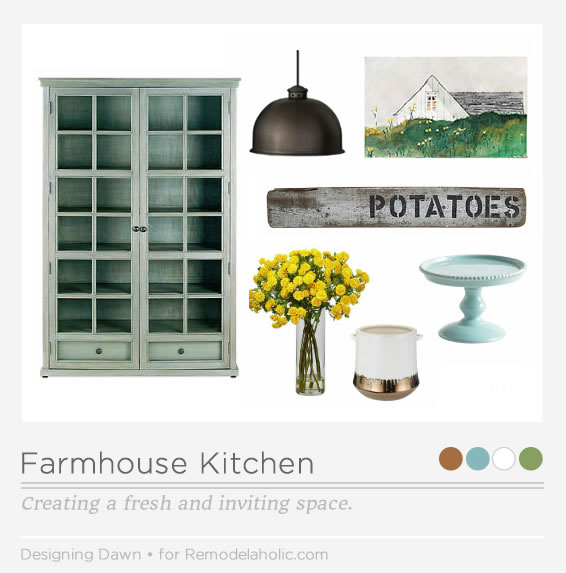 Farmhouse Pinnable Image Designing Dawn for Remodelaholic