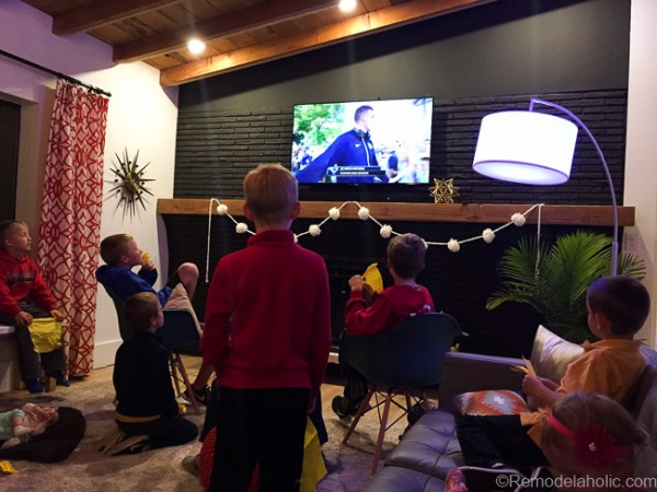 Sunday Game Day with Sony and Wayfair @remodelaholic (34 of 62)