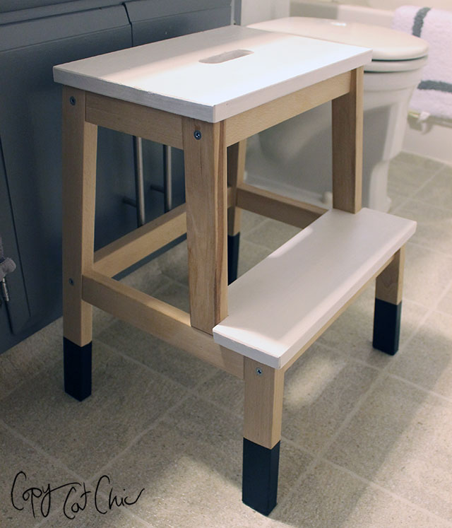 Ikea Bekvam Stool Hack No Slip Legs