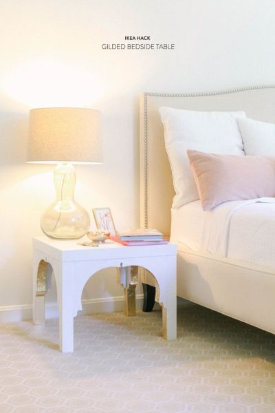 lack side table hack corbels glided