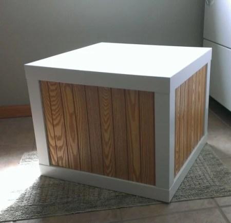 lack side table hack wood sides inside storage