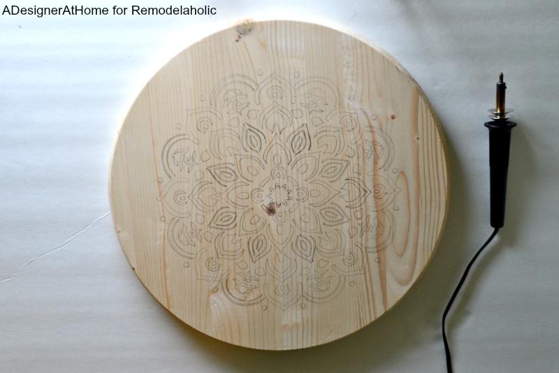pencil-stenciled-mandala-design-precut-wood-circle-wood-burning-tool