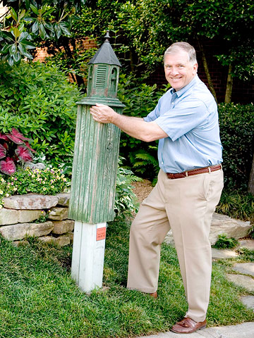 utility box cover birdhouse beadboard