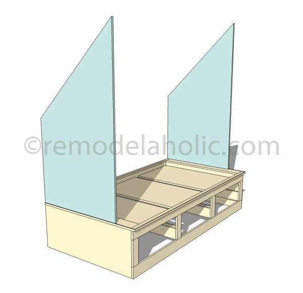 Built-in Bed Nook-11