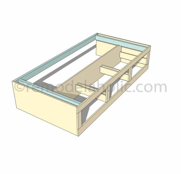 Built-in Bed Nook-6