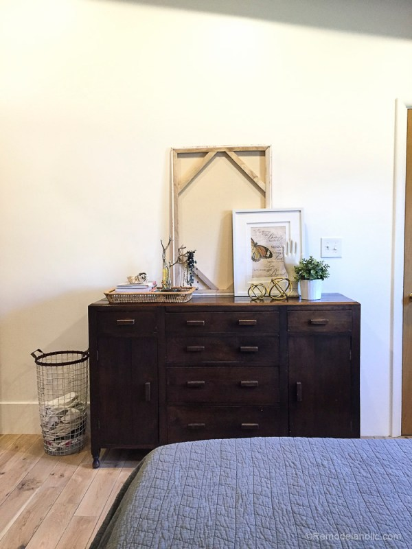 Decorating a dresser with school od decorating @remodelaholic (3 of 21)