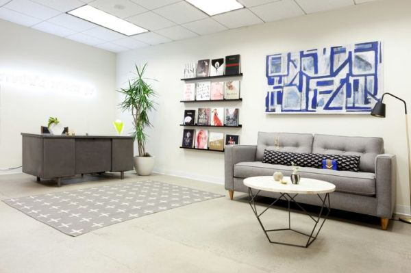 Michele Marie PR office lobby