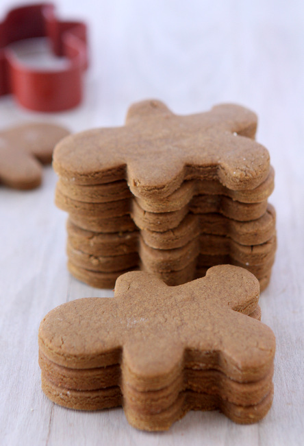 best gingerbread cookies that won't spread The Kitchen Paper