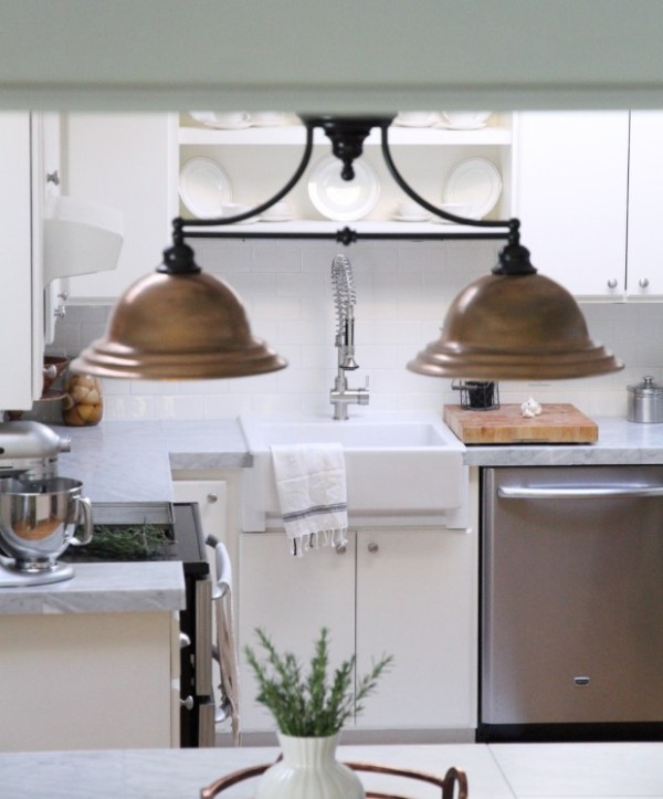 Amazing kitchen makeover, DIY job!