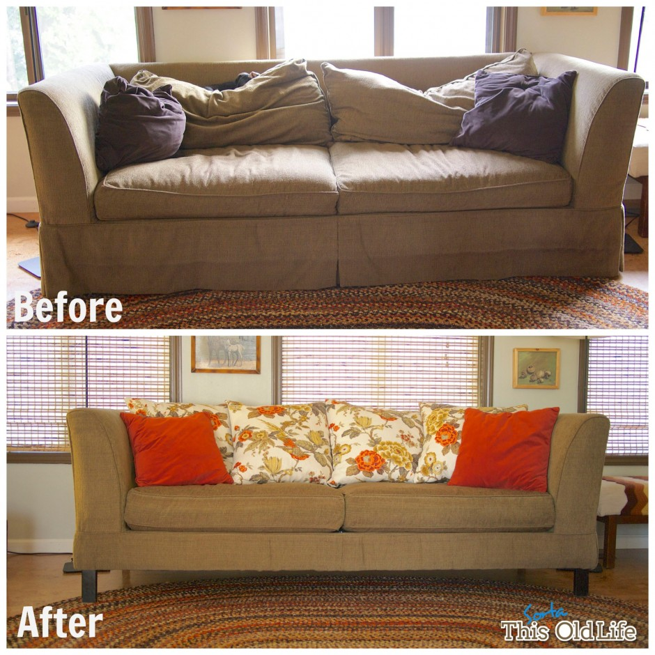 A New Sofa Is Expensive! It Can Be Hard To Justify A New Sofa Purchase