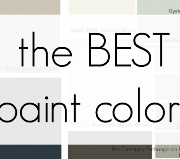 Best of 2015: Paint Colors