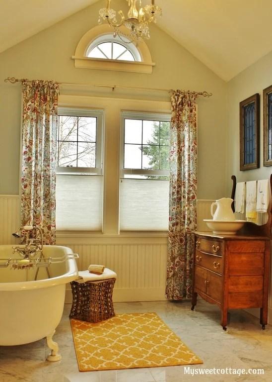 Remodelaholic Gorgeous 1920 S Cottage Master Bathroom