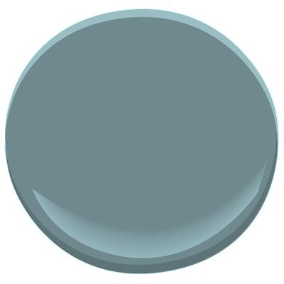 Blue Echo by Benjamin Moore. 2016 trends in paint colors.