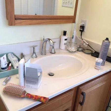 Bathroom Organization - 7