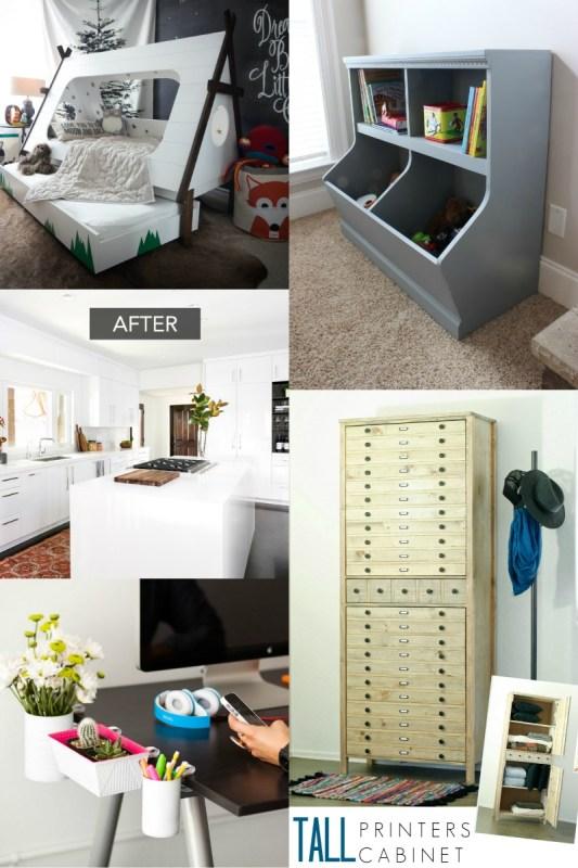 Friday Faves Beautiful Bedrooms and Organizing DIYs