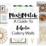 Mix & Match to create an epic gallery wall