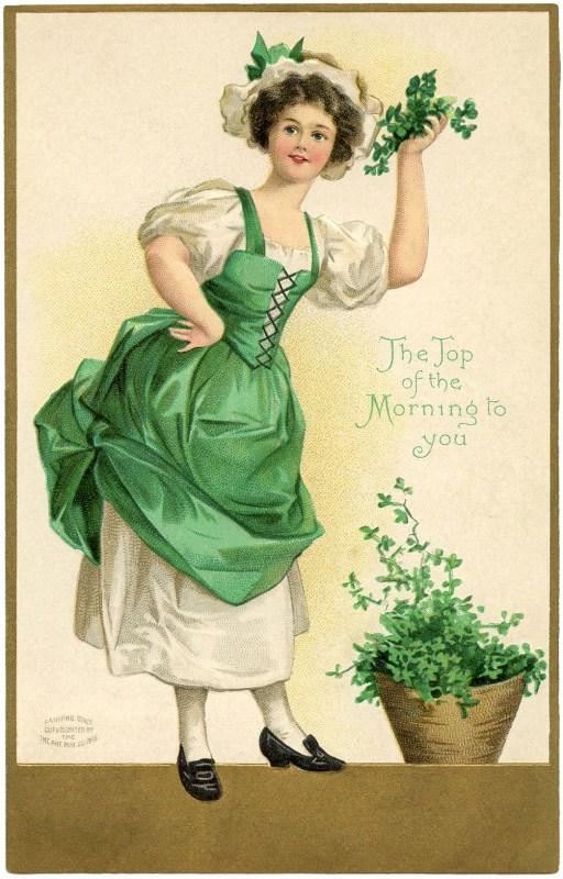 Vintage St. Patrick 11