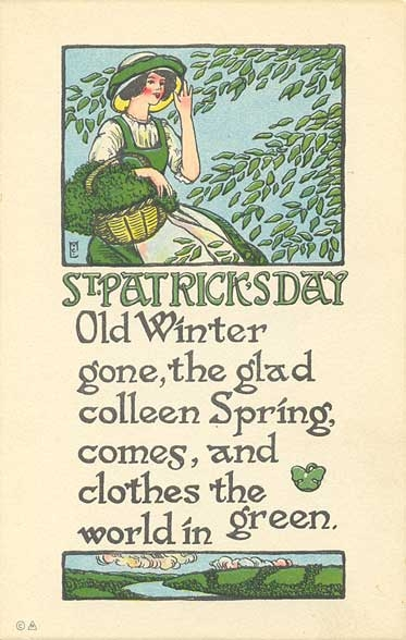 Vintage St. Patrick 24