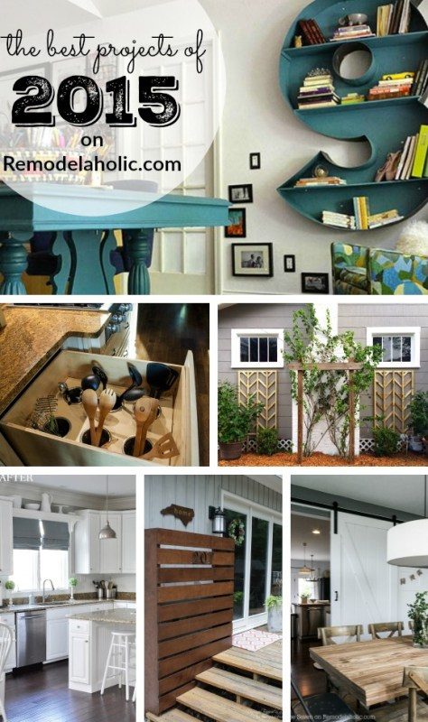 Must-See Projects for Your Home