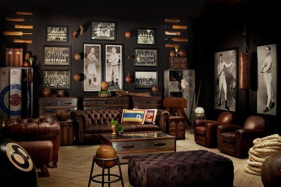 Amazin man cave office!
