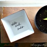 kate spade daisy place jewelry tray knock off for pennies on the dollar - a designer at home tutorial