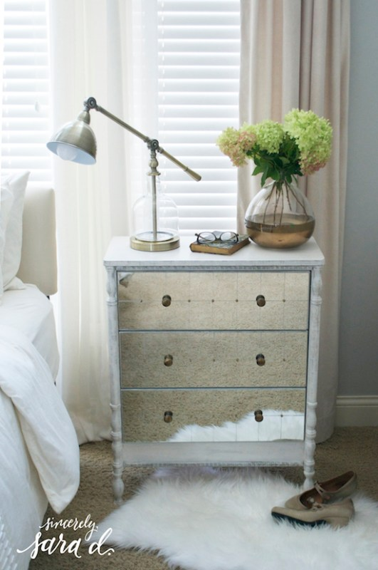 Mirrored Rast Dresser Hack by sincerely sara d