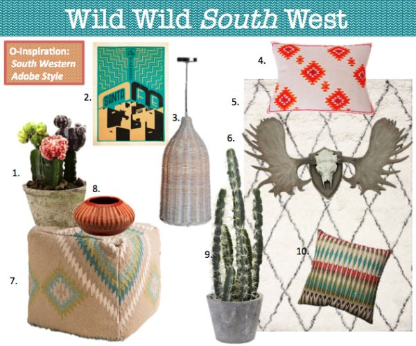 Wild South West Decor Style from Overstock