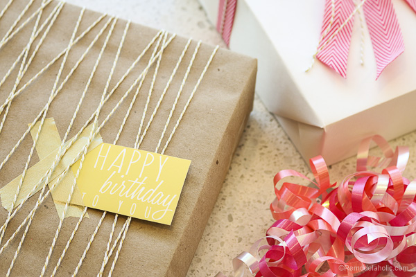 Gift Tag printable with Canon printer by @remodelaholic-11