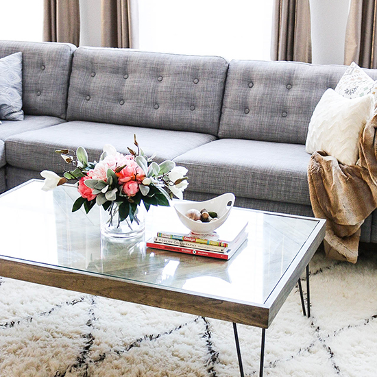 Ikea Karlstad Cushion Hack by Oheverythinghandmade 550
