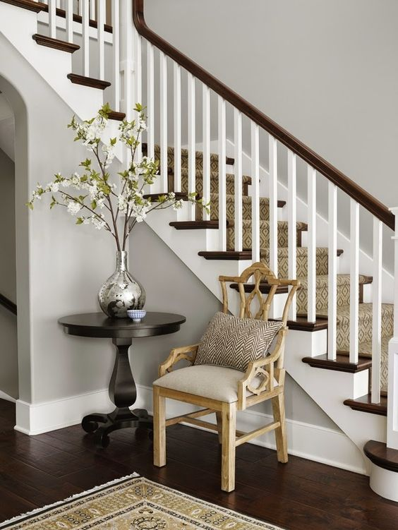 Astonishing Remodelaholic Choosing Paint Colors That Work With Wood Interior Design Ideas Gentotthenellocom