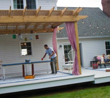 DIY Pergola Tutorial: How to Build Your Own Backyard Shade
